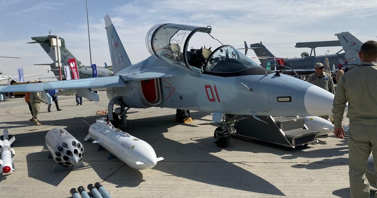 Trainer aircraft garner attention at Dubai Airshow. Will sales follow?