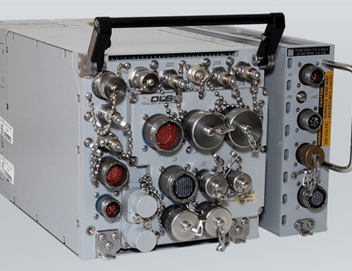 The Department of Defense issued two contracts, together worth up to $2 billion, for Multifunctional Information Distribution System Joint Tactical Radio System terminals. (Data Link Solutions)