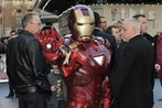 Sorry, Marvel fans: SOCOM says real-life 'Iron Man' suit remains a fantasy