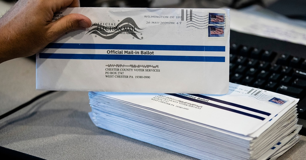 How to properly submit your mail-in ballot