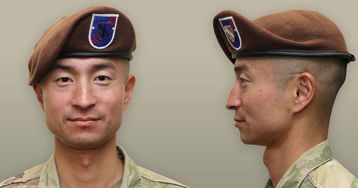0e7f97ae04e56 It s official  Army unveils brown beret