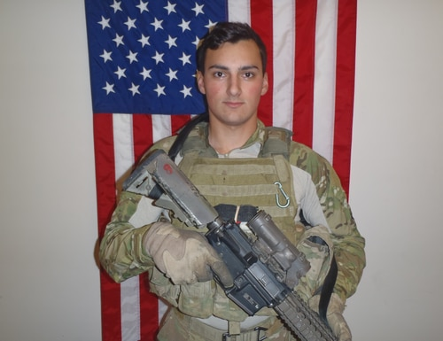 Sgt. Leandro Jasso, 25, died Nov. 24, 2018, from wounds sustained while engaging enemy forces in Afghanistan. (Army)