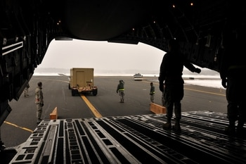 Poking the bear: US Air Force builds in Russia's backyard