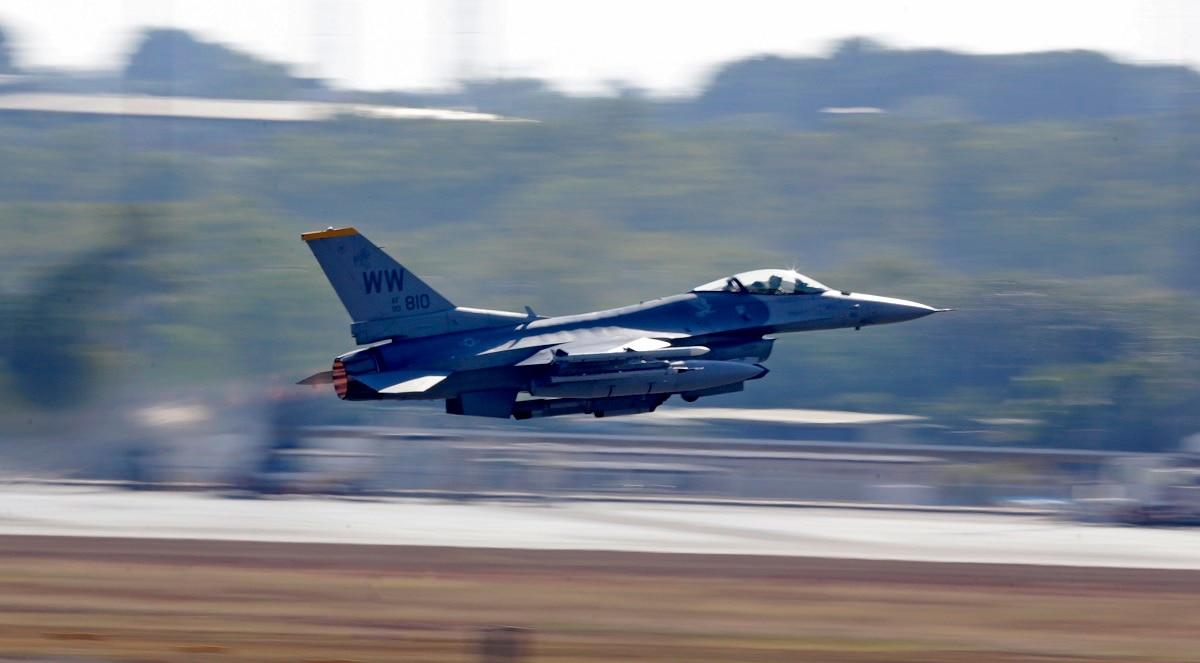Philippine president says buying US F-16 jets 'utterly useless'