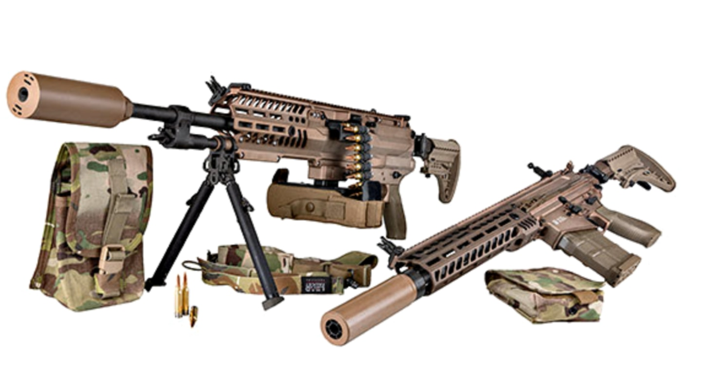 Sig Sauer selected by U.S. Army for Next Generation Weapons