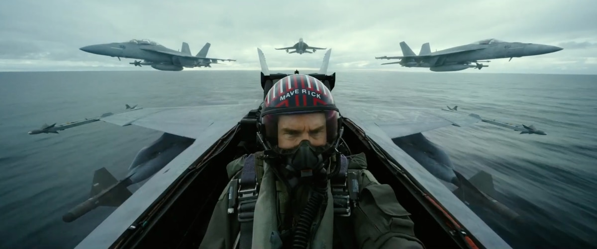 We can't have nice things — 'Top Gun: Maverick' grounded yet again ...