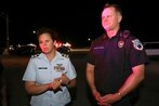 Coast Guard finds body of Texas police chief
