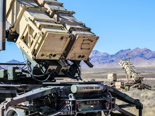 Roving Sands is a large scale Army air and missile defense exercise that allows soldiers to practice their skills at operational ranges that aren't possible at the combat training centers. This is the first such exercise since 2005. (Army)