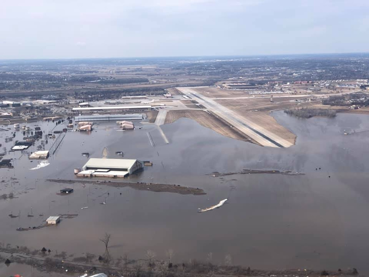 Cost to rebuild Offutt after the flood now estimated at $420