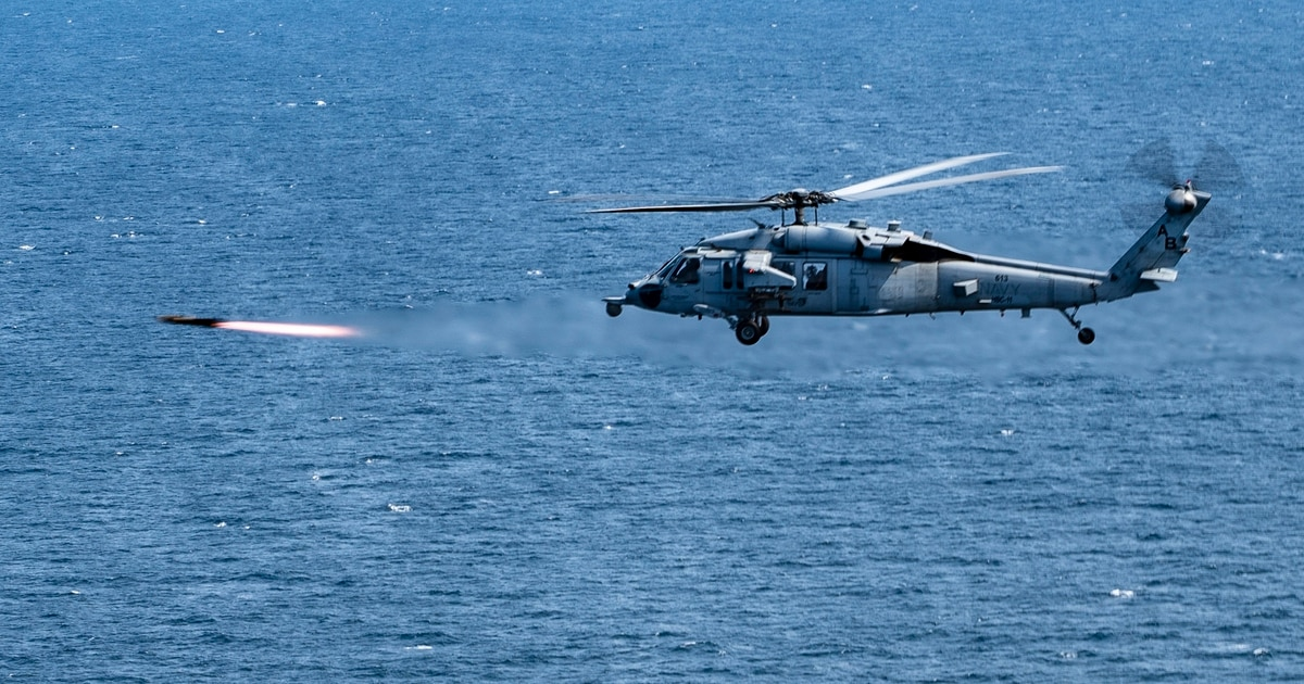 Army and Marines working to improve Hellfire replacement's lethality in maritime environment