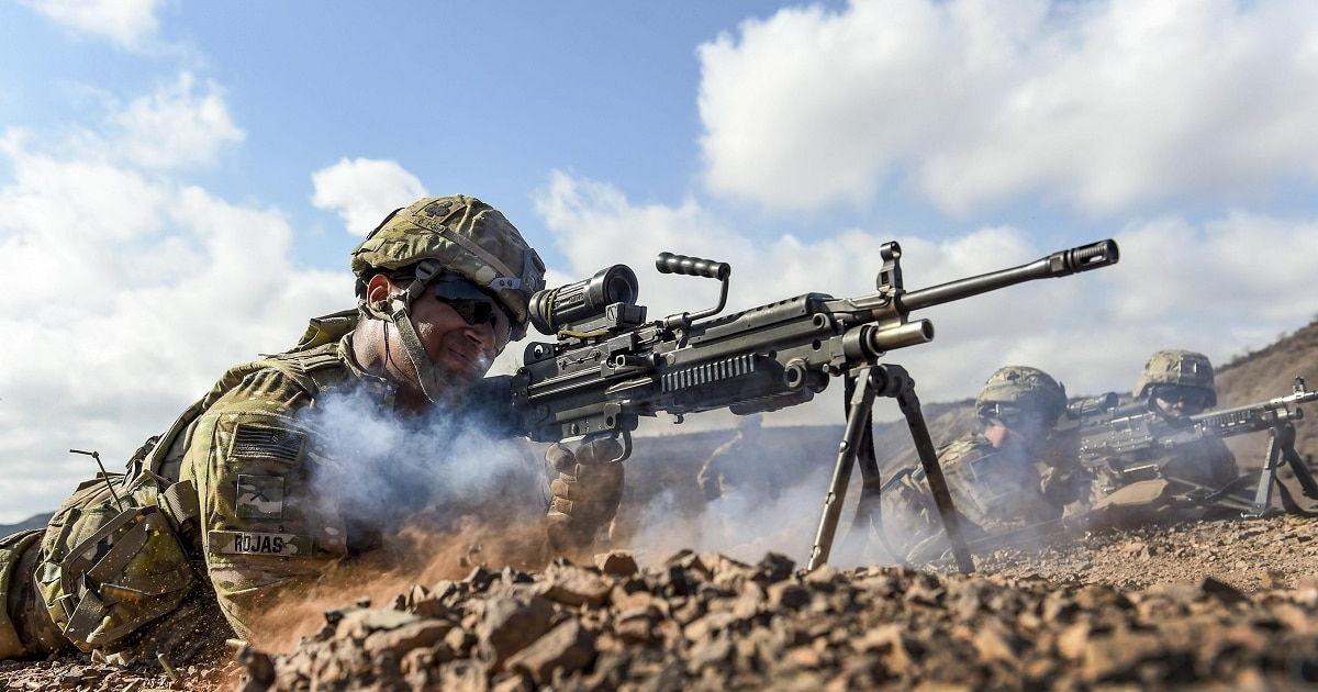 The Army's SAW and M4 replacements will both fire this more accurate and deadly round