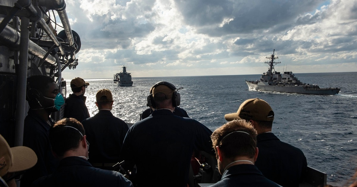 Newly deployed sailors are now getting counseling assistance aboard ship