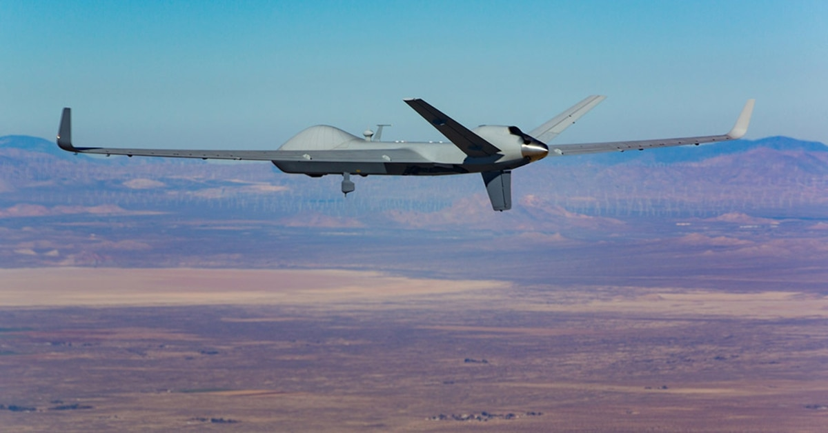 First trans-Atlantic drone flight is set to leave from North Dakota