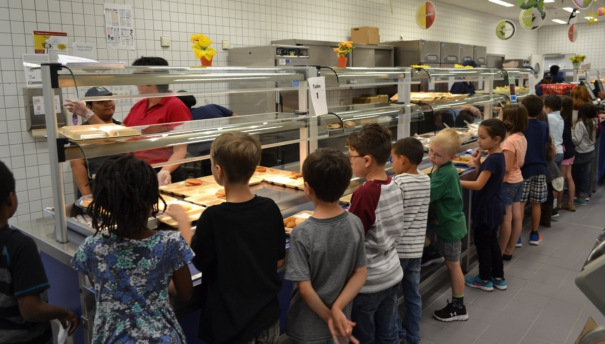 School lunch prices going up for most DoD students overseas