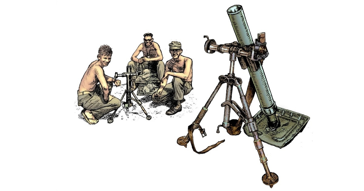 The Army rejected it, but Marines in Vietnam relied on the M19 60mm