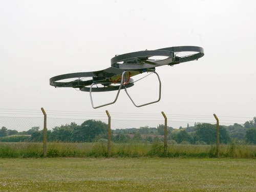 P2 Hoverbike