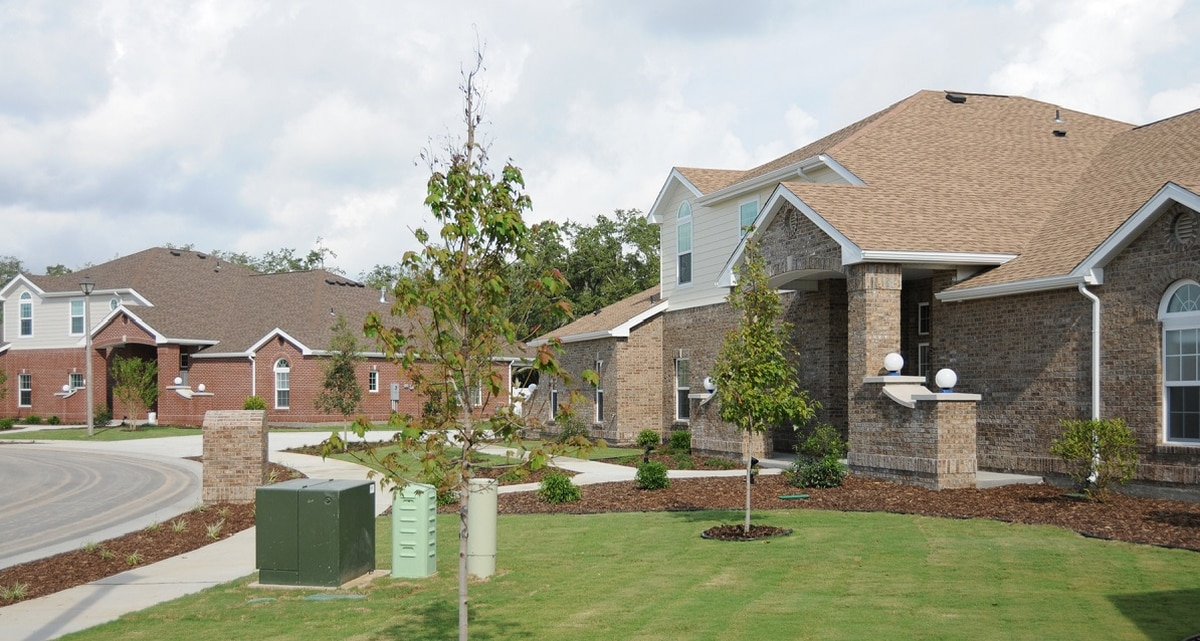 Privatized military housing is plagued with 'shoddy
