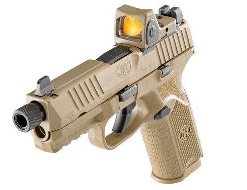 This was FN's submission for the Army's Modular Handgun System program (FN)