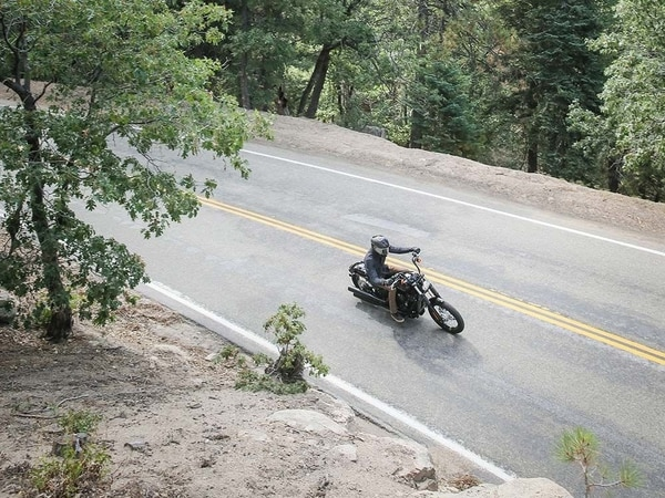 2018 Harley-Davidson Street Bob (courtesy of Harley-Davidson)
