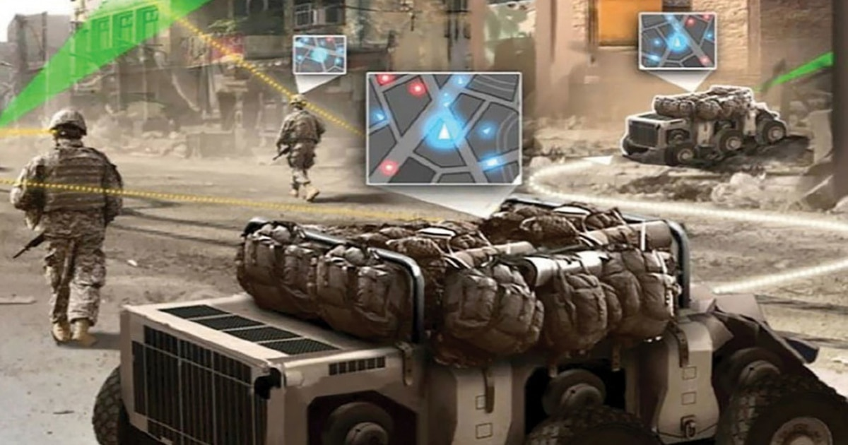Vehicle Retirement Program >> From a Bradley replacement to soldier-controlled robot ...