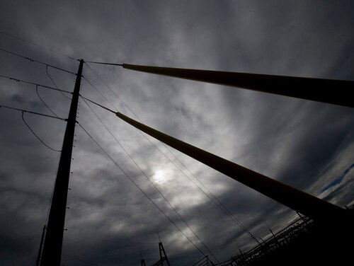 New research says that criminals could be trying to hack into America's electric grid. (Gerald Herbert/AP)