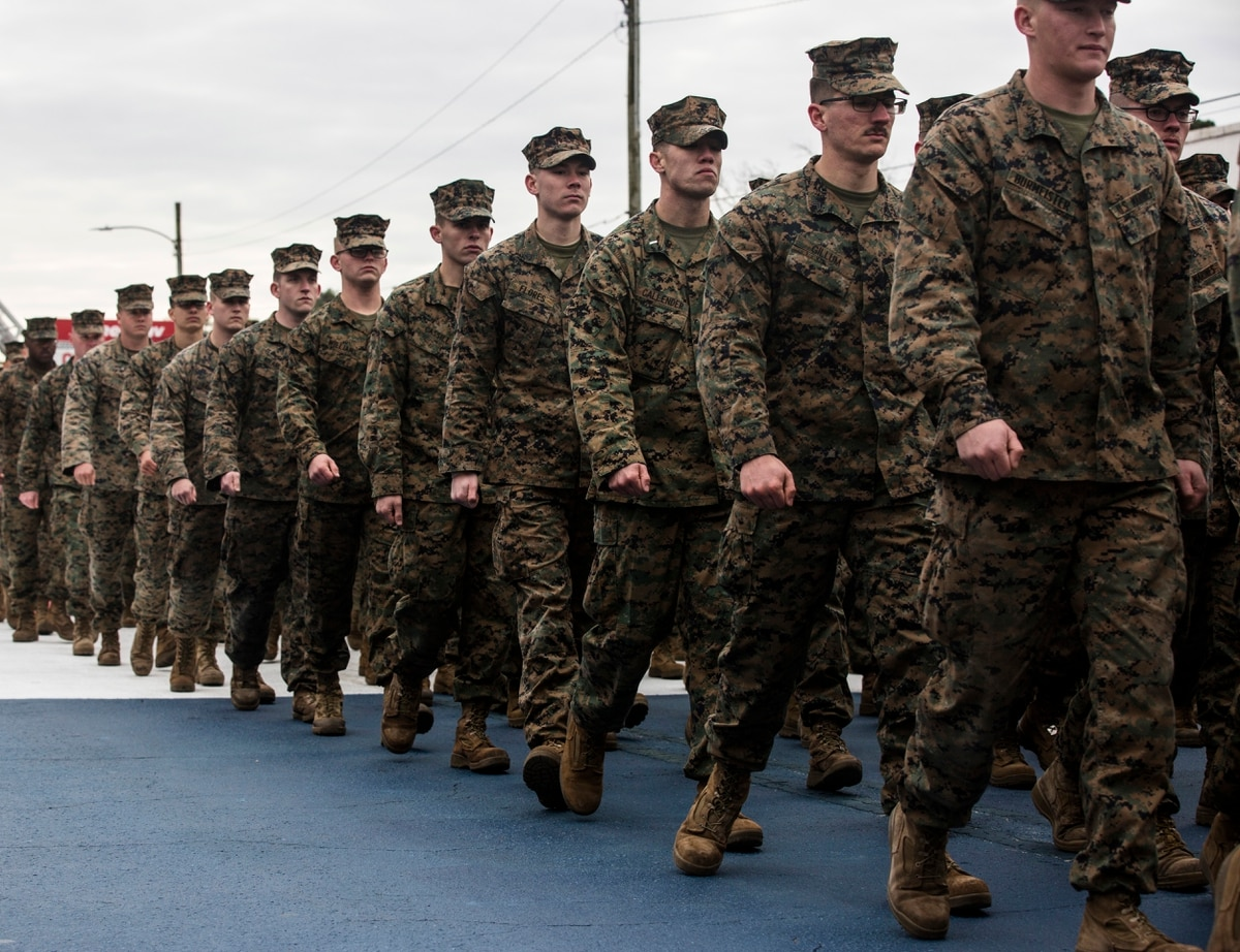 Marine Corps Order On Haircuts Every Pay Period - Haircuts ...