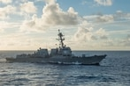 US Navy canceling program to turn gas-guzzling destroyers into hybrids