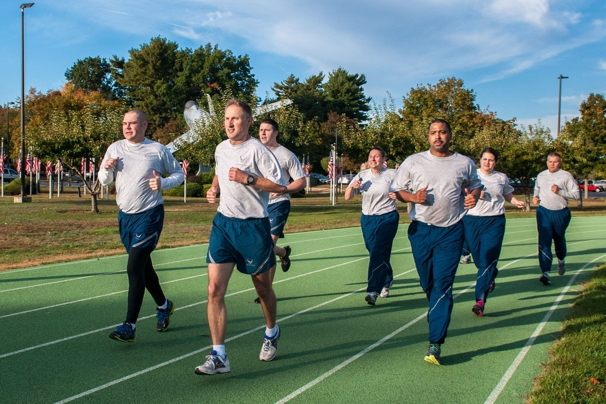 At least 59 airmen wrongly failed fitness test due to mismeasured tracks