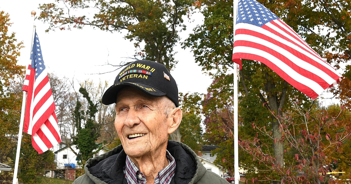 An honor to fight: 95-year-old WWII veteran reflects decades after war