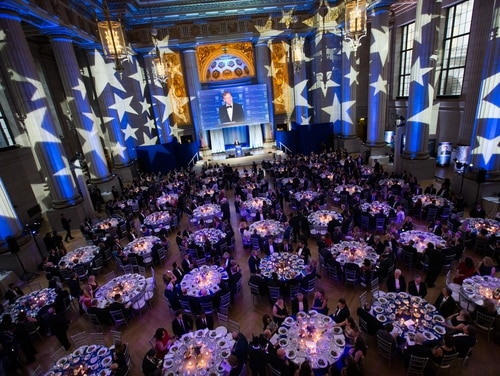The usual gala for the Samuel J. Heyman Service to America Awards was replaced with a virtual event to celebrate outstanding federal service. (Mark Finkenstaedt)