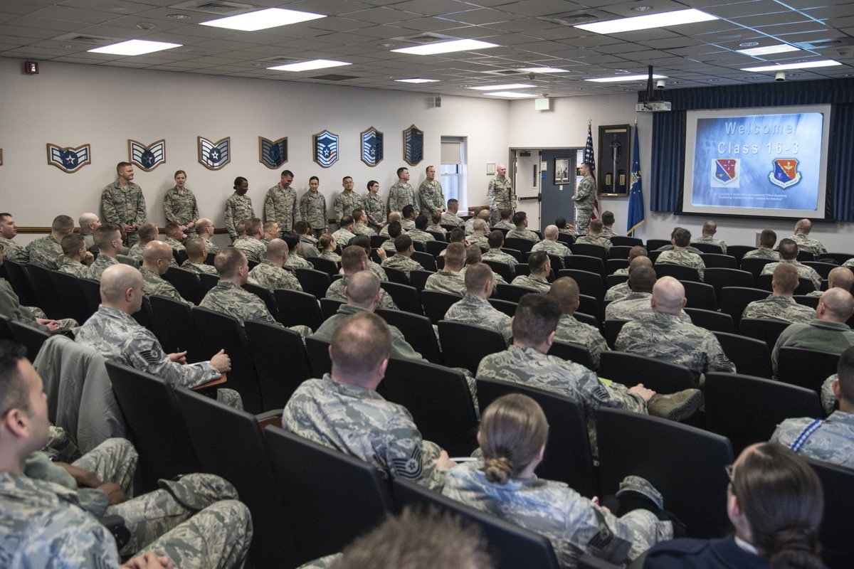 Air Force scraps Course 14, 15 distance learning requirement