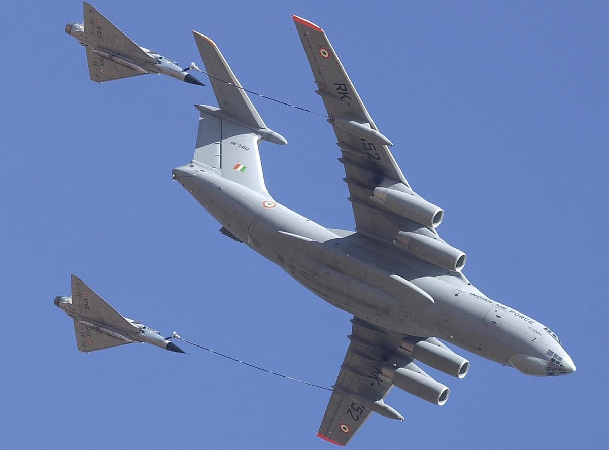 IAF Il-78MKI Tanker