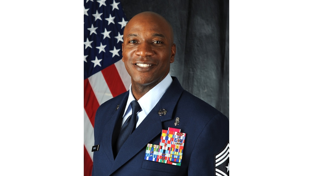 87b8eecb7cd Meet the next Chief Master Sergeant of the Air Force