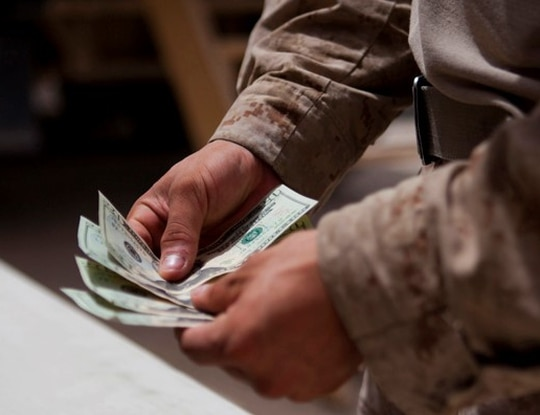 New resources help guide service members through their personal finance journey. (Cpl. Paul Peterson/Marine Corps)