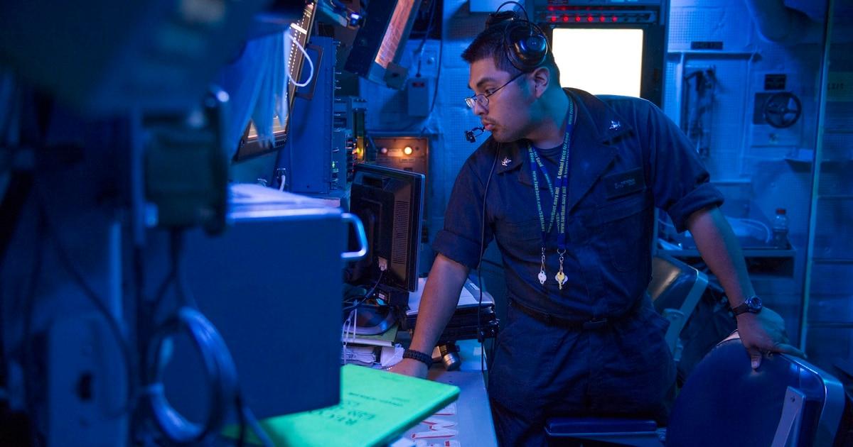 ig  navy u2019s  5 7 billion electronic warfare program has
