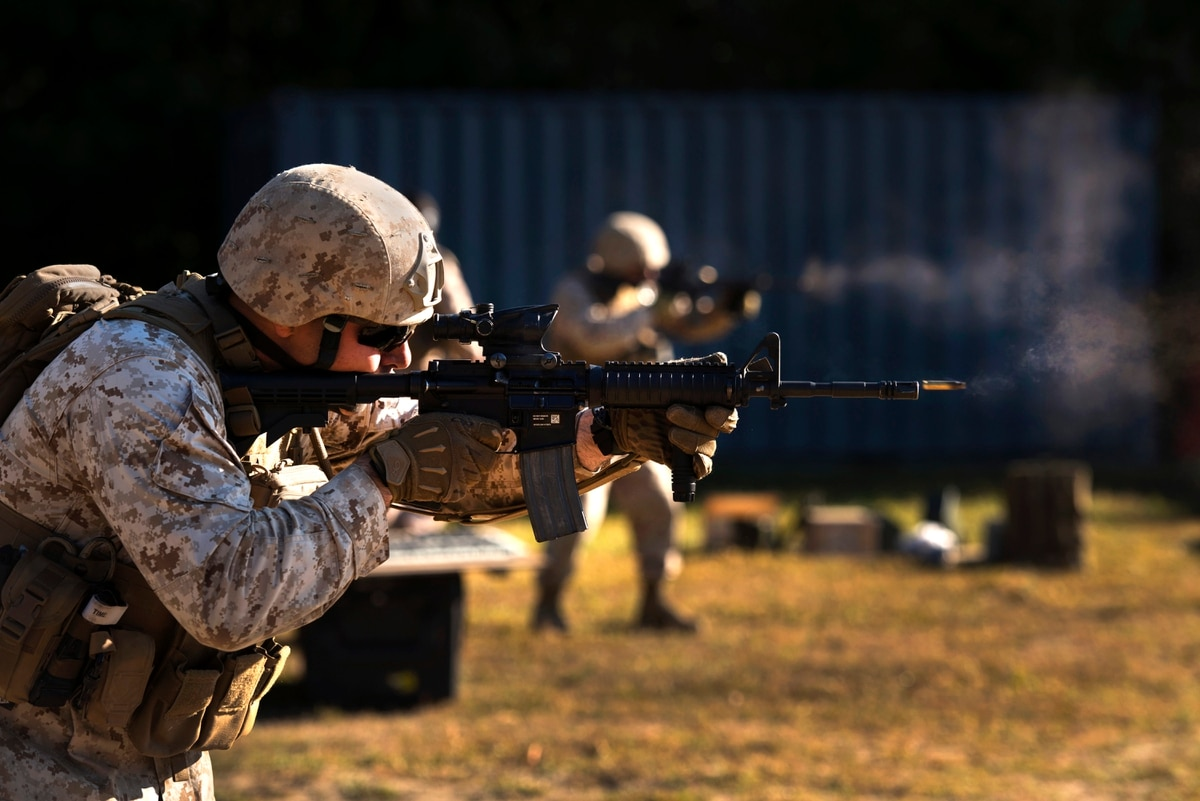 Marine officials endorse infantry's plan to ditch M16 for M4