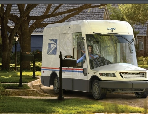 Oshkosh Defense's experience making rugged military vehicles makes the company well-suited to craft a long-lasting mail delivery vehicle, according to the company president. (USPS 2021 strategic plan)