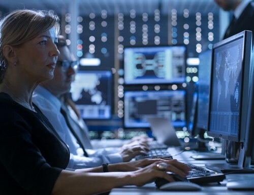 The Cybersecurity and Infrastructure Security Agency was designated as the first Quality Service Management Office by the Office of Management and Budget. (Gorodenkoff Productions OU)