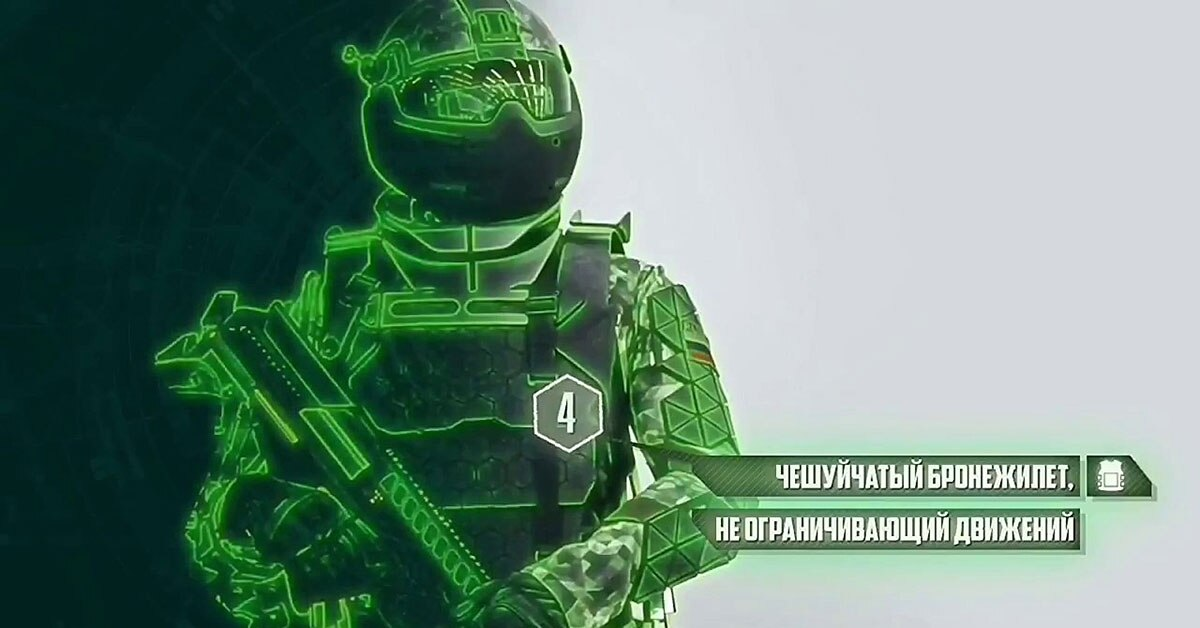 This is Russia's 'next generation' combat armor suit — and