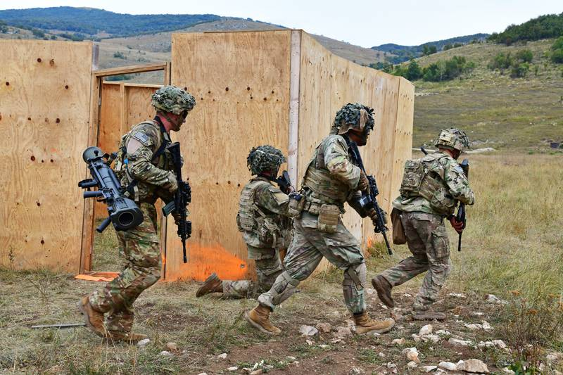 , Soldiers have to get more creative with how they use training ranges, The World Live Breaking News Coverage & Updates IN ENGLISH
