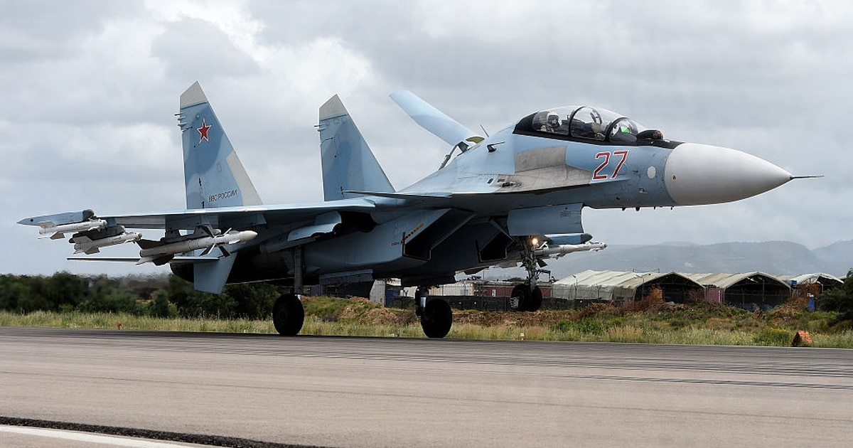 Turkey, Russia in negotiations for potential Su-35 jet deal