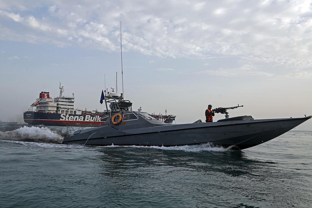 UK joins US in Strait of Hormuz naval security mission