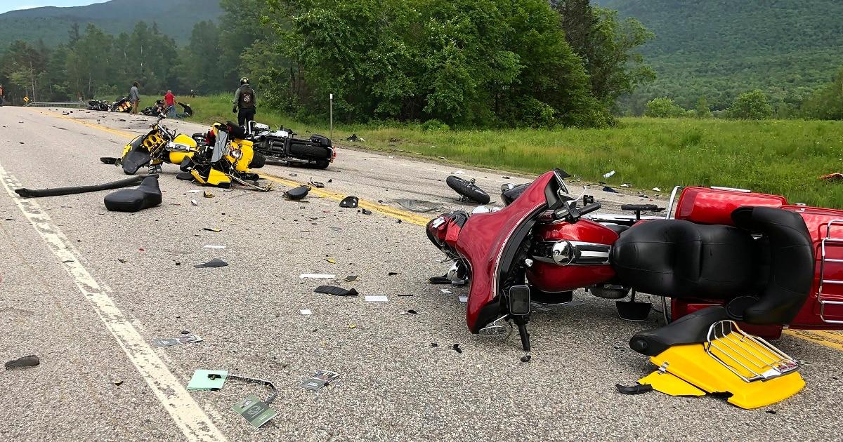 7 bikers connected to Marine JarHeads motorcycle club die in crash