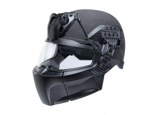 This new helmet gives soldiers more options and greater protection at a lighter weight (3M)