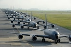 US Air Force eyes self-protection systems for aging tankers, airlifters