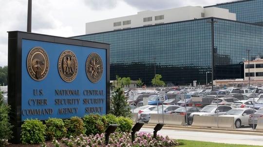 The Senate NDAA revisits the requirements necessary to split NSA and CYBERCOM.(Patrick Semansky/AP)