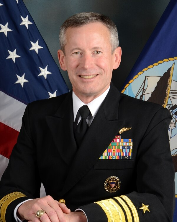 Vice Adm. Ted Branch