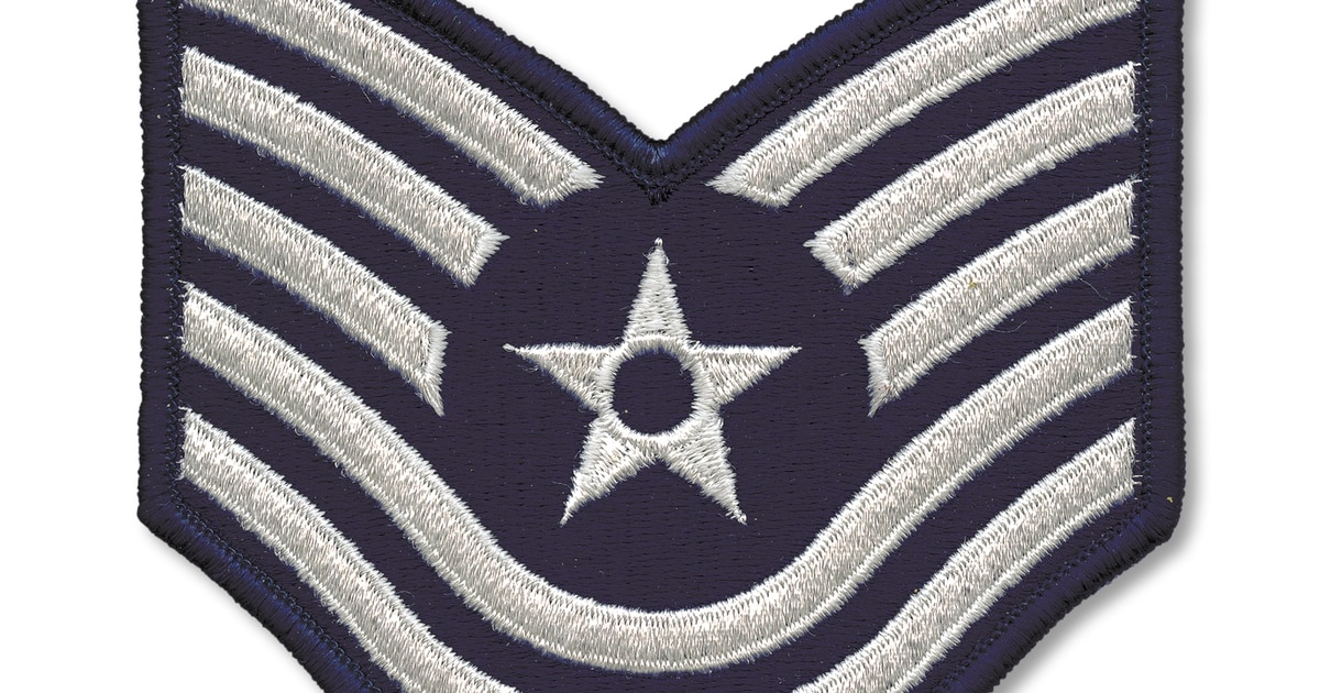 RAF airmans polo avec logo brodé