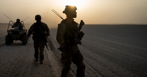 Changes are coming for special ops troops deploying to Africa in the