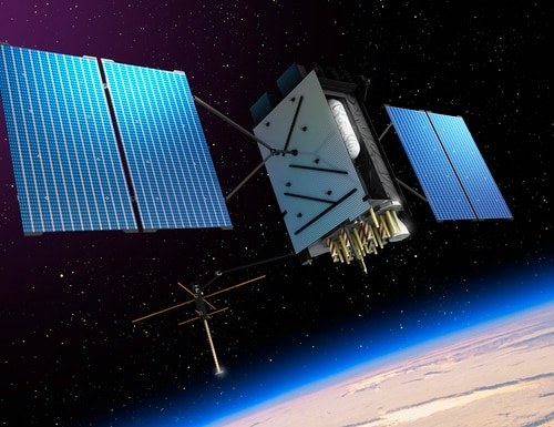 Space Policy Directive-5 will foster practices within the government and commercial space operations to protect space systems from cyberthreats, according to the White House. (Lockheed Martin)